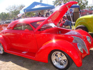 9th Annual Southwest Florida Seafood Festival & Car Show Pic_Car_Red2_small